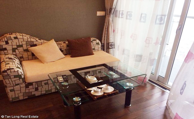 Full furnished 1 bedroom apartment for rent in Lancaster Tower Ba