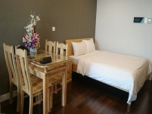 Adorable 1 bedroom apartment for lease in Lancaster Tower, Ba Dinh district, Hanoi