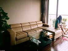Fancy 3 bedroom apartment for rent in Lancaster Tower, Ba Dinh district, Hanoi