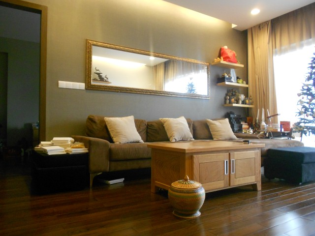 Lancaster 3 bedroom apartment for rent in Ba Dinh district