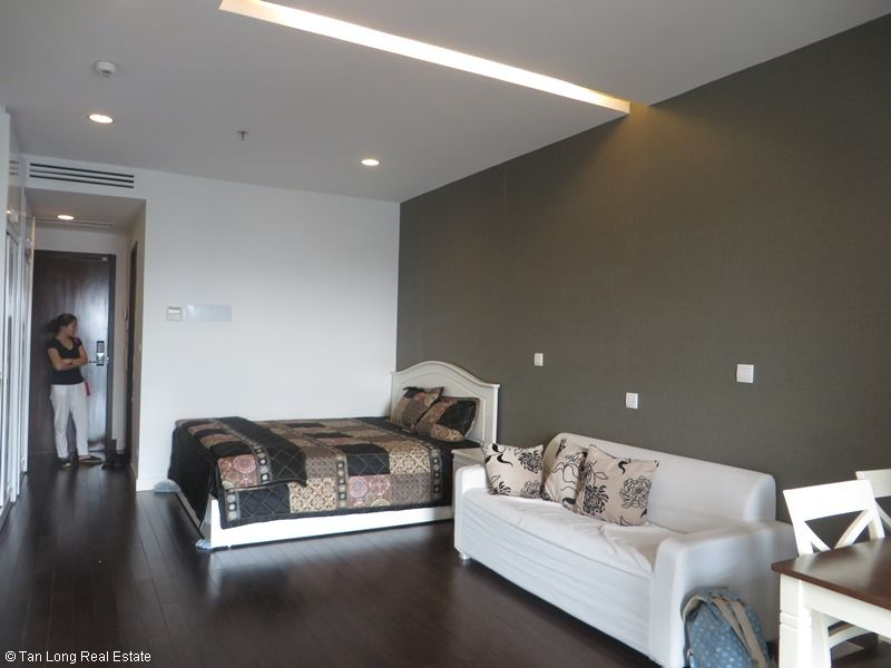 Studio Apartment For Rent high-end studio apartment for rent in lancaster nui truc, ba dinh