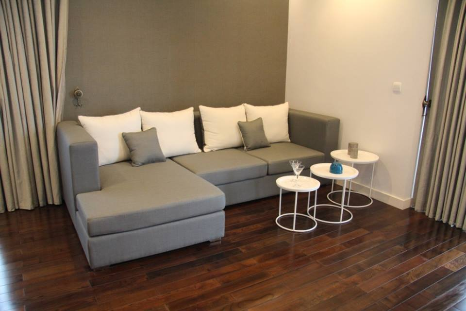 Luxury apartment for rent in Lancaster Hanoi.