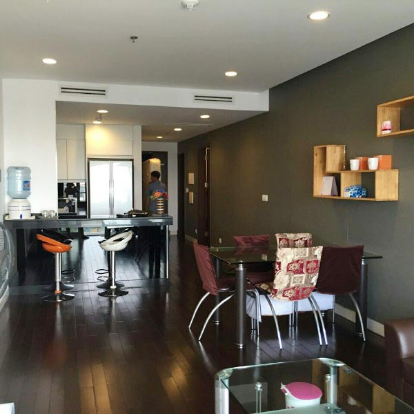 Renting 2 bedroom apartment in Lancaster, Ba Dinh district, Hanoi