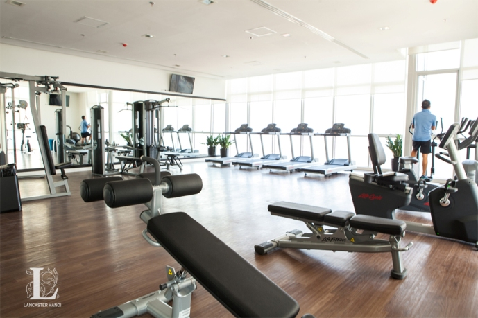 Fitness Center in Lancaster Hanoi