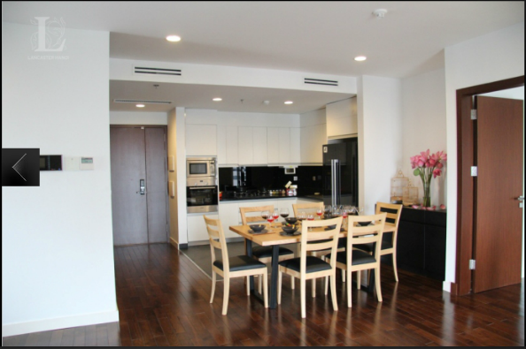 3 bedroom apartments in Lancaster Hanoi